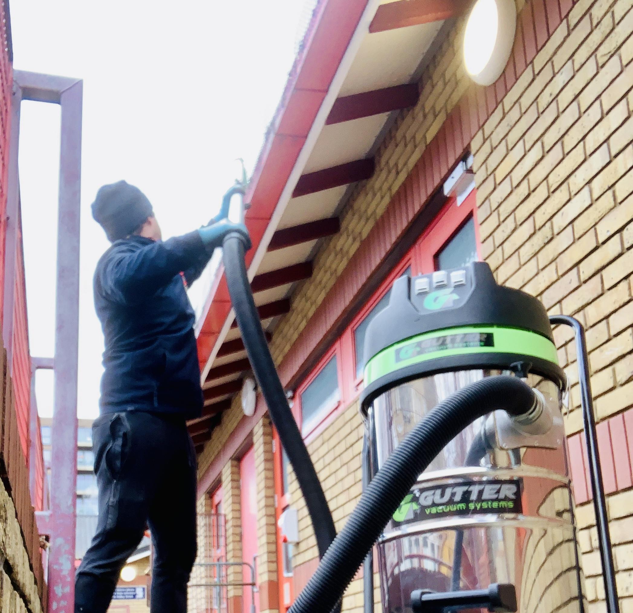 Essex Gutter Cleaning Job